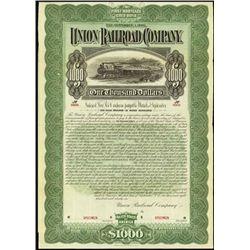 Pennsylvania. Union Railroad Co..