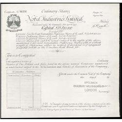England. Nobel Industries Limited