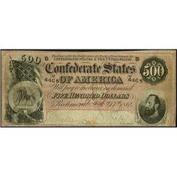 C.S.A. Confederate States of America