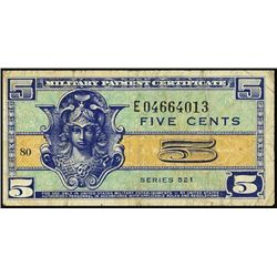 U.S. MPC., Series 521 Replacement Note