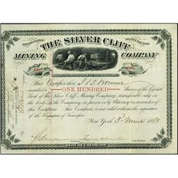 Colorado. The Silver Cliff Mining Company.