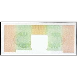 Haiti. Banque De La Rep. D'Haiti Tyvek Banknote P
