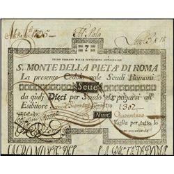 Italy. S. MO Della Pieta' Di Roma.