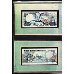 Banco Central De Venezuela Essay Banknote Proof.