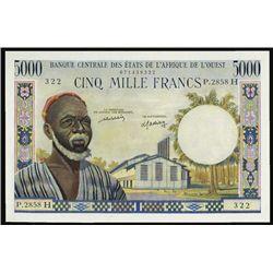 W.African States. Banq. Cent.Des E. De L'Afrique