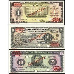 Worldwide. T.De La Rue Banknote Sample Book.
