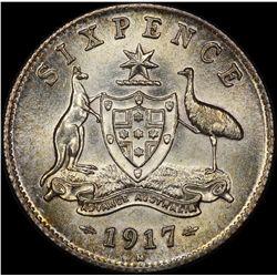 1917 Sixpence