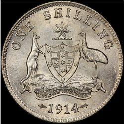 1914 Shilling