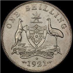 1921 Star Shilling