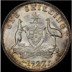 1927 Shilling