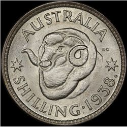 1938 Shilling
