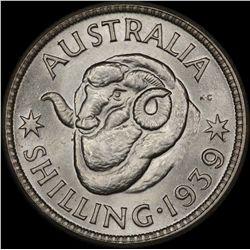 1939 Shilling