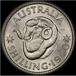 1940 Shilling
