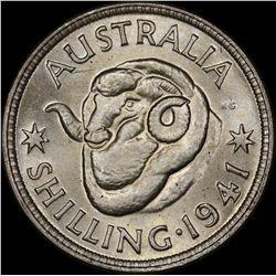 1941 Shilling