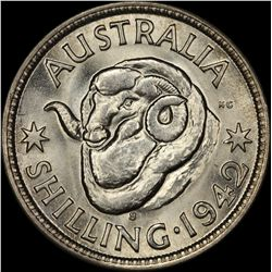 1942 S Shilling