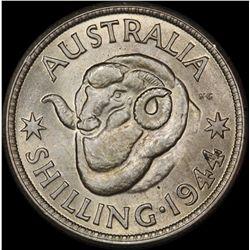 1944 Shilling