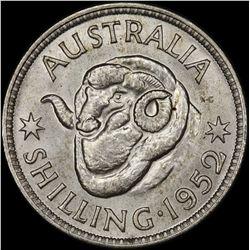 1952 Shilling