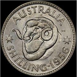 1956 Shilling