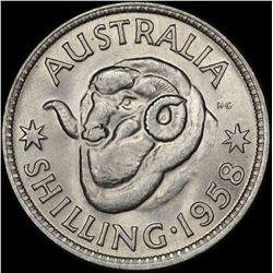 1958 Shilling