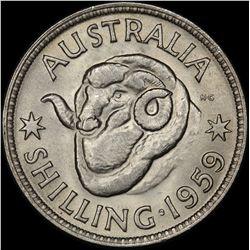 1959 Shilling