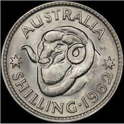 1962 Shilling