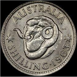 1963 Shilling