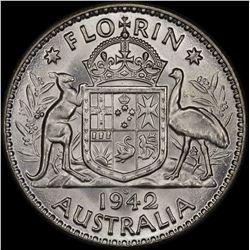 1942S Florin