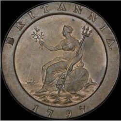 1797 Cartwheel Two Pence