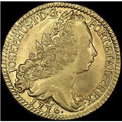 Brazil 1776 ½ Johanna