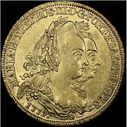 Brazil 1779 ½ Johanna