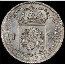 Netherlands Utrecht Gulden 1780
