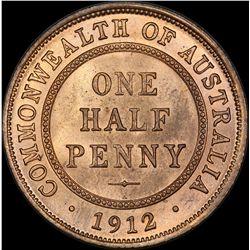 1912 Halfpenny