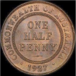 1927 Halfpenny
