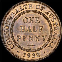 1932 Halfpenny