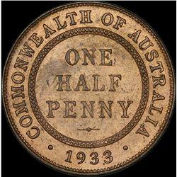 1933 Halfpenny