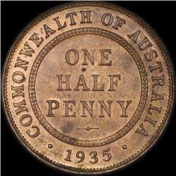 1935 Halfpenny