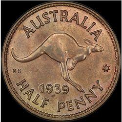 1939 Roo Halfpenny