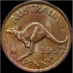 1952 Perth Penny
