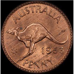 1953 Penny