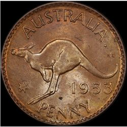 1953 Perth Penny