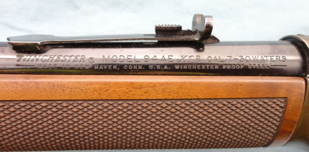 Winchester Model 94 AE XTR in 7-30 Waters
