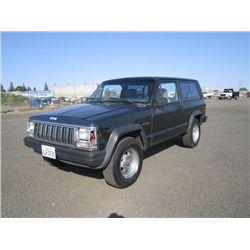 1995 Jeep Cherokee SUV