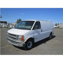 1997 Chevrolet 2500 Van
