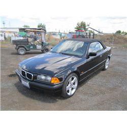 1999 BMW 323i Convertible