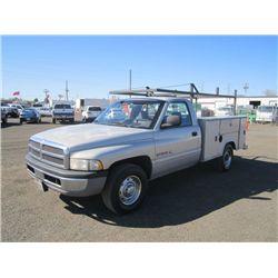 1999 Dodge Ram 2500 Utility Pickup Truck