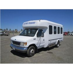 1996 Ford E-Super Duty S/A Passenger Transit Bus