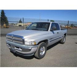 1999 Dodge Ram 1500 SLT Laramie Pickup Truck