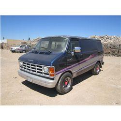 1990 Dodge Ram 150 Van