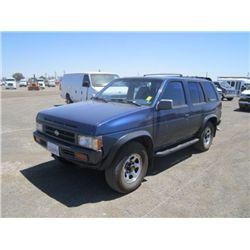 1994 Nissan Pathfinder 4x4 SUV