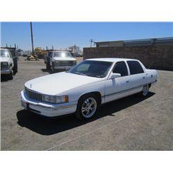 1996 Cadillac Deville Limited Edition Sedan